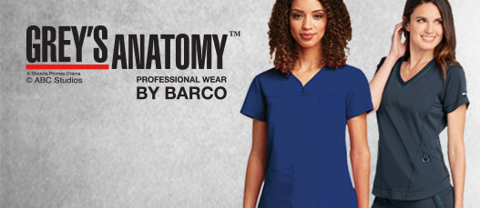 Grey\'s Anatomy Scrubs from Barco Uniforms | Grey\'s Anatomy Active ...