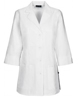 "Cherokee 1470AB Women's 30"" 3/4 Sleeve Lab Coat"