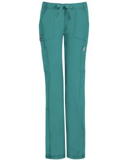 Code Happy 46000AB Women's Low-rise Drawstring Cargo Pant
