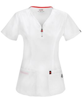 Code Happy - Medical 46600A Women's V-Neck Top