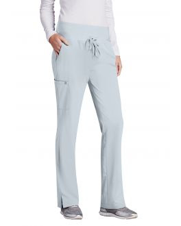 BARCO ONE 5206 FEMALE 5PKT KNIT WAIST CARGO PANT