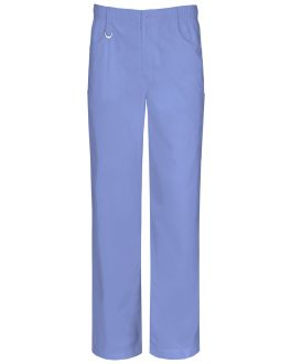 Dickies EDS Scrubs Signature Stretch Men's TALL Zip Fly Pull-On Pant