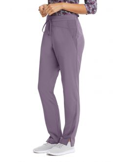 Barco One Wellness Women's BWP506 4 Pockets Flat Gel Drawcord Cargo Scrub Pant