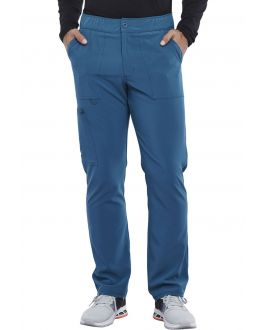CherokeeMedical - Bottoms Black Men Men's Fly Front Cargo Pant