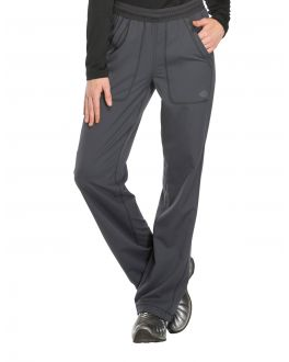 DickiesDickies Dynamix DK120T Women's Mid Rise Straight Leg Pull-on Pant