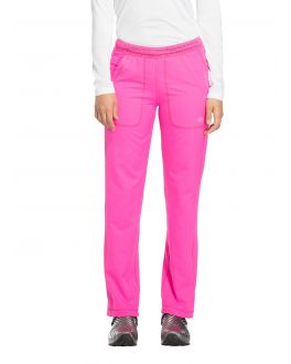 DickiesDickies Dynamix DK120 Women's Mid Rise Straight Leg Pull-on Pant