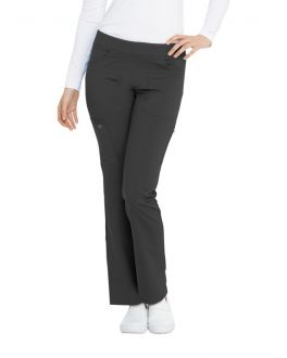 Dickies Balance Scrubs Women's TALL Mid Rise Straight Leg Pull-On Pant