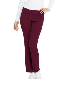 Dickies Balance Scrubs Women's Mid Rise Straight Leg Pull-On Pant