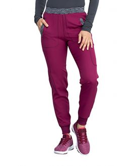 Dickies Dynamix Scrubs Women's Natural Rise Tapered Leg Jogger Pant