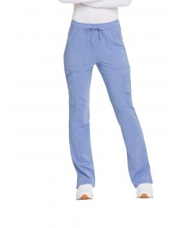 Dickies Advance Scrubs Women's Mid Rise Boot Cut Drawstring Pant