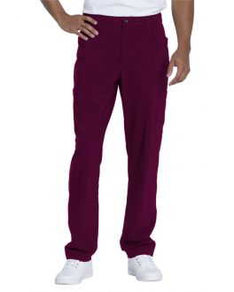 Dickies Advance Scrubs Men's Straight Leg Zip Fly Cargo Pant