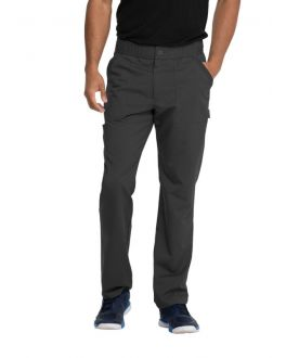 Dickies Scrubs Men's Mid Rise Straight Leg Scrub Pant