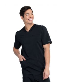 Dickies Scrubs Men's V-Neck Top