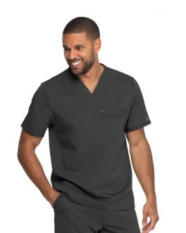 Dickies Balance Scrubs Men's V-Neck Top