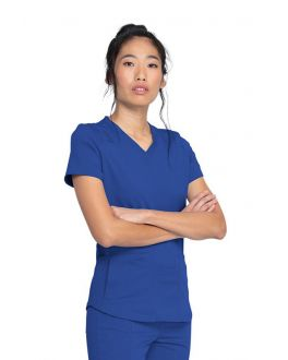 Dickies Scrubs Women's V-Neck Top