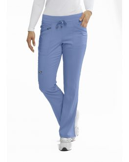 Greys Anatomy Impact Scrubs Women's Melody Knit Waist Pant