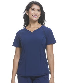 Healing Hands Scrubs Casey Women's Y-Neck Top