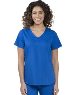 Healing Hands Scrubs Jodi Women's Crossover V-Neck Top