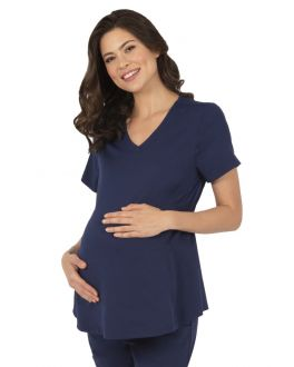 Healing Hands Scrubs Mila Women's Maternity V-Neck Top