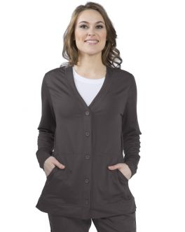 Healing Hands Scrubs Becca Women's Button Closure Jacket