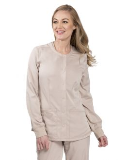 Healing Hands Scrubs Megan Women's Snap Front Jacket