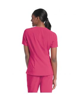 Urbane Scrubs Women's Motivate V-Neck Top
