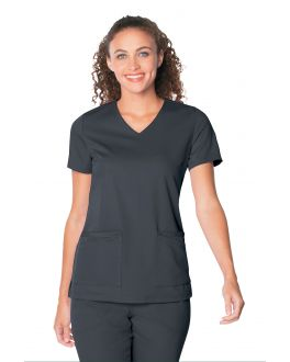 Urbane Scrubs Women's Chelsea Soft V-Neck Top