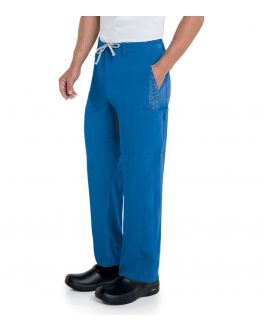 Urbane Scrubs Men's Quick Cool Seven Pockets Pant