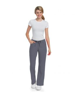 Urbane Scrubs Women's Natalie Contemporary Drawstring Pant