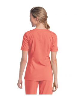 Urbane Scrubs Women's Chloe Sweetheart Neckline Top