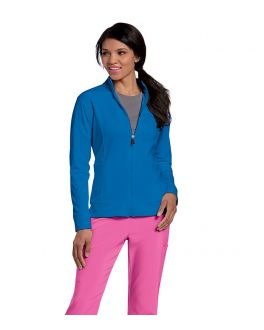 Urbane Scrubs Women's Empower P-Tech Warm-Up Jacket