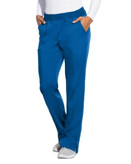 Motion By Barco Scrubs Women's TALL Jill Cargo Rib Waist Pant