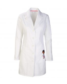 Tooniforms TF401 Women's Notched Collar Lab Coat
