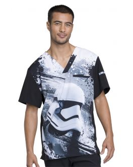 Tooniforms First Order Men's V-Neck Top
