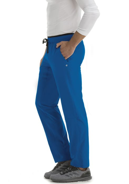 2ee93fcf396 BARCO WELLNESS BWP508 MALE 4PKT DRAWCORD CARGO WELT PANT